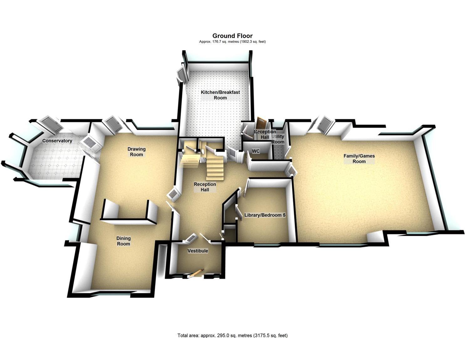 Gairdrum House